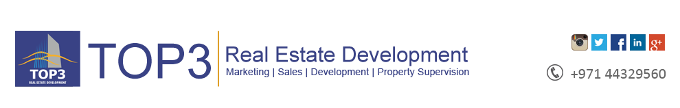 TOP3 Real Estate Development - Marketing | Sales | Development | Property Supervision